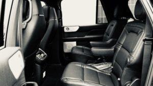SUV Class Interior-6 passengers